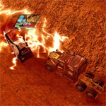 Fuel Overdose: Mercenary Vehicle Pack DLC free on PSN; new trailer inside!
