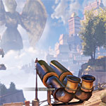 BioShock Infinite Guide - Telescope & Kinetoscope Locations (Sightseer Achievement / Trophy)