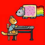 Creators of Nyan Cat and Keyboard Cat sue Warner Bros. and 5th Cell