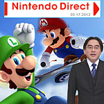 Nintendo Direct for May 17, 2013 - Sonic: Lost World, Pikmin 3, E3 at Best Buy, and more