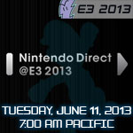Nintendo Direct E3 2013: Announcements, Highlights, and Where to Watch It