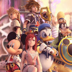 Kingdom Hearts HD 2.5 ReMIX announced; coming to PS3 in 2014
