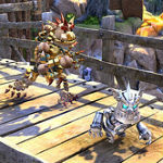 Co-op, mobile app for PS4 exclusive Knack detailed