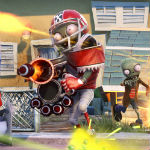 Plants vs. Zombies: Garden Warfare shoots its way onto Xbox systems this February