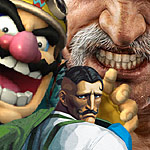 Movember Special: Ten More of Gaming's Most Magnificent Moustaches