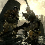 Call of Duty: Ghosts is the top-selling game on both PS4 and X1