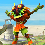 Skull Kid joins the Super Smash Bros roster as an assist trophy