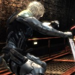 Metal Gear Solid Rising: Revengeance – Left Arm / ID Chip Guide