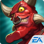 EA's Dungeon Keeper prevents the submission of negative reviews