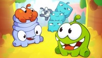 That's a Serious Sweet Tooth! Cut the Rope 2