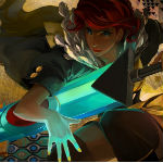 Supergiant's newest action-RPG, Transistor, launching for PS4 and PC on May 20