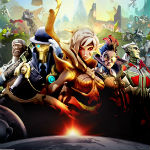 Gearbox fusing FPSs and MOBAs with its newest IP, Battleborn