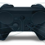 Steam Controller redesign adds an analogue stick to the gamepad