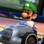 Mario Kart 8's Mercedes-Benz DLC coming to North America later this month