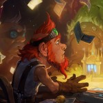 Hearthstone's next add-on will feature over 100 new cards