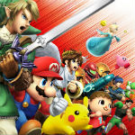 PSA: eShop patch required to play Super Smash Bros. 3DS online