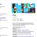 Google has added video games to its Knowledge Graph