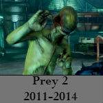 Prey 2 has been officially cancelled by Bethesda