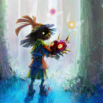 Nintendo will make changes to The Legend of Zelda: Majora's Mask in the 3DS remake