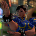 Capcom shows off Street Fighter V being played live for the first time