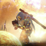 Destiny's players have collectively clocked in over 99,000 years, new statistics reveal