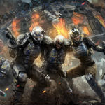 Closed beta for Planetside 2 on PS4 to come out shooting on January 20