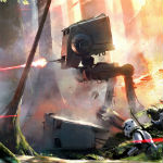 New concept art provides first proper glimpse at DICE's Star Wars: Battlefront