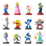 Best-selling amiibos revealed; amiibo cards, old 3DS support and more coming this year