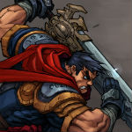 Ex-Darksiders devs reviving 90s comic Battle Chasers with multimedia project