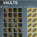 Destiny Vault expansion will guarantee room for all Exotics