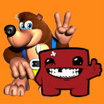 Devs okay with seeing Banjo and Meat Boy as Super Smash Bros. DLC