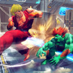 Capcom goofs up Street Fighter IV tournament by using wrong game version
