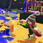 Nintendo explains why online voice chat won't be in Splatoon