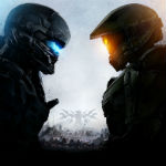 Halo 5: Guardians' official cover art is up to the brim in Spartan conflict