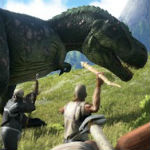 Indie Steam game combines open-world survival with dinosaurs