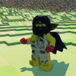 LEGO going full-on Minecraft with its next game, and you can try it out right now