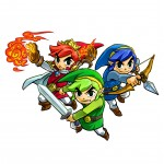 The Legend of Zelda: Tri Force Heroes headed to Nintendo 3DS