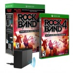 Rock Band 4 on the Xbox One is going to cost you $20 more because of old peripherals