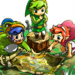 32 levels and Boss Rush mode among features confirmed for The Legend of Zelda: Tri Force Heroes