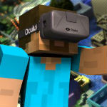 Minecraft for Oculus Rift among announcements including VR video and 'Oculus Ready' PCs