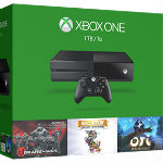 1TB Xbox One holiday bundles to include Rise of the Tomb Raider, Gears of War and more