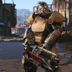 Fallout 4 launch trailer and new screenshots released while players attempt to measure the game's map