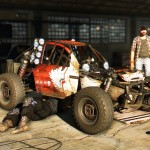 The customisable buggies in Dying Light expansion The Following look like enormous fun