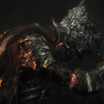 Dark Souls III's opening cinematic highlights the frightening bosses who'll certainly kill you