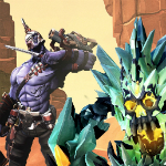 As 2K parent company teases 'big' E3 2016 presence, Gearbox unveils three new Battleborn characters