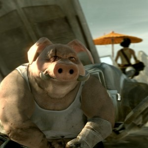 Is Nintendo funding Ubisoft's Beyond Good and Evil 2, to appear on their future console?
