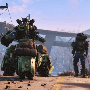 Fallout 4's first add-on pack, Automatron, get a trailer and a release date