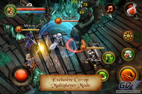 [JEU] DUNGEON HUNTER 2 : Le célèbre Diablo like de Gameloft [Payant] Dungeon-hunter-2-screenshots-9