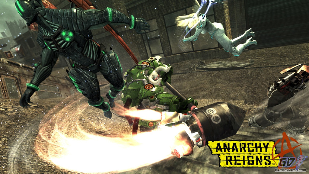 Preview Guide: Top Video Games to Look Forward to in 2013 - Anarchy Reigns