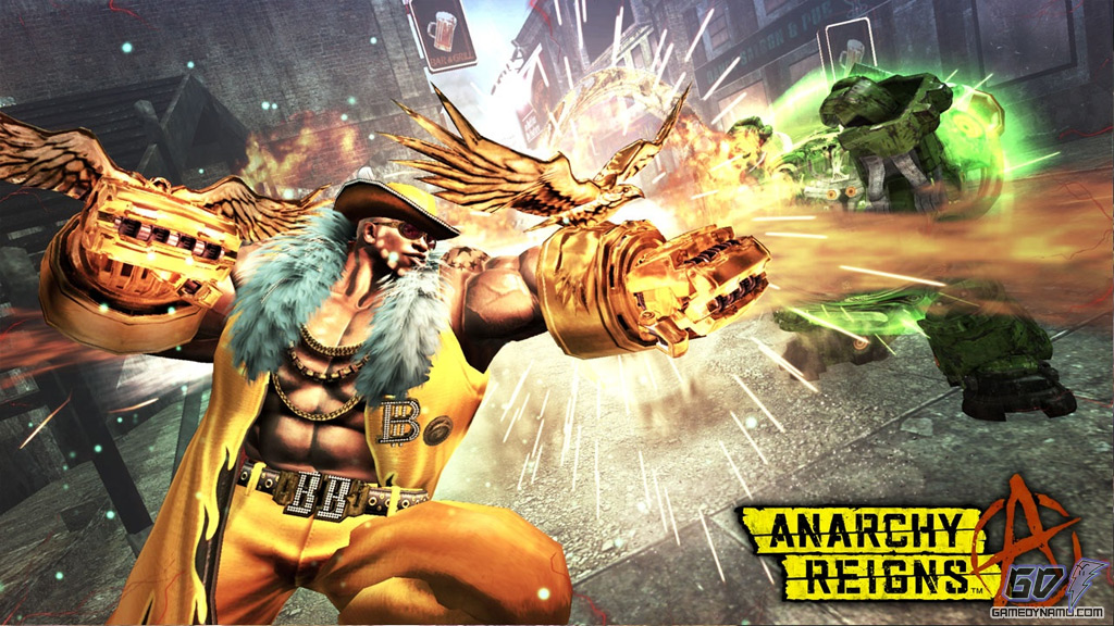 Anarchy Reigns (PS3. Xbox 360) Review Screenshots